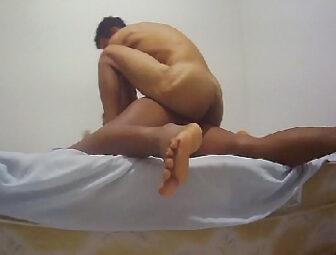 Pegando a cavalona rabuda  amadora gostosa tesuda  de jeito no sexo caseiro